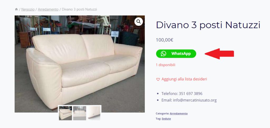 divani usati